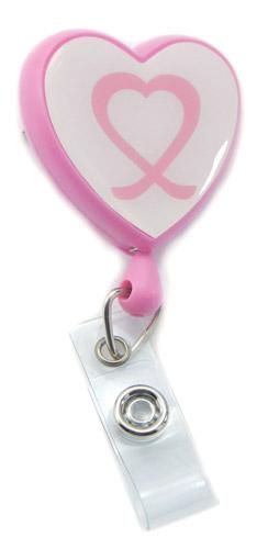 Welcome to Nursez Choice!   Heart Shaped Badge Reels